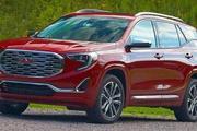 美式SUV, GMC Terrain在2018年迎来了全新改款