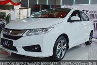 本田新锋范成长为紧凑型车是为在紧凑型市场兴风作浪?