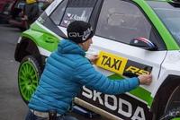 试试不一样的Taxi 终极杀阵ŠKODA Fabia R5篇