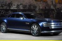 福特推600万旗舰级奢华概念车, 让劳斯莱斯幻影和宾利慕尚敬礼!