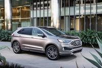 2019款福特Edge钛精英版在芝加哥车展上亮相外观更靓配八速自动