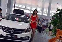 上海车主花6万提宝骏新车,后排空间可放6个行李箱,你心动了吗