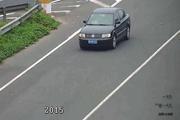 津KBK926天津这辆大众,在山东的高速公路上干这个合适吗?