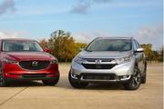 全面对比:CR-V和CX-5,动力操控油耗空间谁更好?