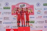 冠军的逆袭 众泰T600越野车队再夺冠军