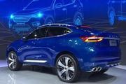 哈弗最新款SUV,配4根排气管,一箱油能跑2000公里