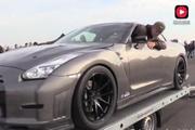 1500匹马力日产GTR,车尾的鼓包很神秘,赛车手看完都笑而不语
