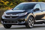 SUV要省油,从途观/CR-V/CX-5里选一款吧,油耗低至8L!