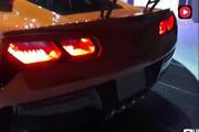 汽车界的狂暴怪兽克尔维特ZR1,打开引擎盖那一刻我凌乱了