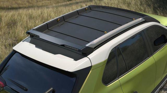 预示丰田SUV未来方向 丰田FT-AC概念车