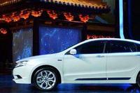 最美中国车——新款吉利博瑞