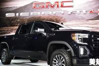 搭载三种动力系统 碳纤维材质 2019款GMC sierra AT4