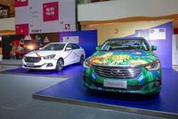 在全国十城做艺术巡展,广汽传祺GA6为哪般?