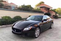 是豪华车,也是一辆驾驶者之车,玛莎拉蒂总裁GTS