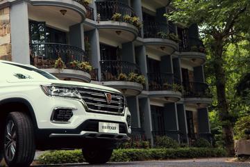 """自带豪华配置""""BUFF""""还能""""北京瘫""""的7座SUV,荣威RX8了解下"""