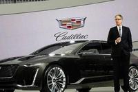 凯迪拉克概念车量产版谍照爆出 抢宝马5系市场 42万起售