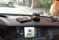 深圳宝马5系520宝马525改装加装360全景摄像头