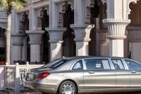 加长版防弹迈巴赫,普京常用座驾,不过2千万就不考虑一下?