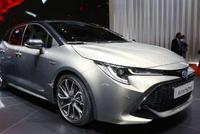 丰田全新卡罗拉即将上市,售价12万起,油耗4L