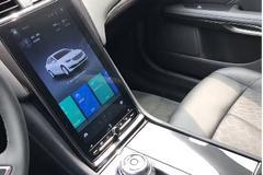 全新金牛座长安福特12.8英寸中控屏幕,旋钮式换挡