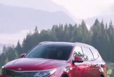 颜值爆表17款起亚K5运动旅行版 - 设计及驾驶展示!