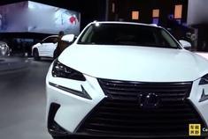 2018款雷克萨斯NX300混合动力车-外观和内饰展示