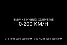 宝马X5新能源