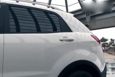 最便宜的进口SUV 双龙新款柯兰多