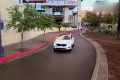 2019款起亚狮跑外观内饰与动态驾驶