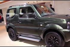铃木最新跨界SUV,这是第八代奥拓吗?