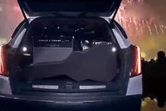 这气质羡煞多少豪车 凯迪拉克XT5 超大灵活后备厢