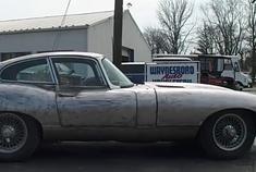 1967的捷豹XKE修复,国外没有旧车,看大神的神来之笔