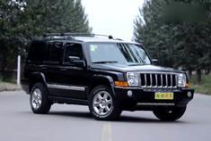 美规Jeep指挥官七座SUV 吉普的大哥大!