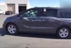 新买的2020款本田奥德赛,打开车门坐进驾驶室,才知道买的不贵。