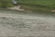 长城H5超强涉水过河,不比丰田差