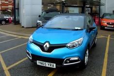 新款雷诺卡缤到店,蓝色低配,拉开车门的一刻我决定买它了