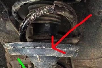 行驶过程中有噌噌声,不及时维修可能会出大事