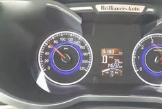 中华V3 50-140kmh加速展示,过了100心有余而力不足
