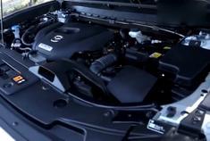 马自达SUV CX-9 内饰实拍,低调奢华不失实用