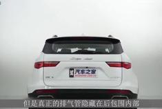 领跑国产中大型SUV第一品牌,焕然一新的众泰T700汽车