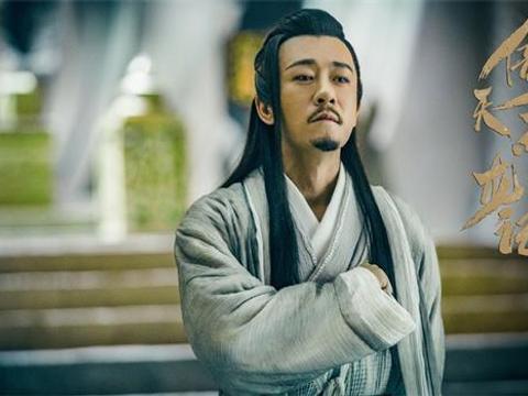 《倚天》中杨逍和成昆到底谁更厉害,也许只有范遥心里刘春恒67