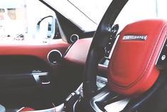 黑帮专配路虎 路虎Range Rover Sport SVR声浪、静态展示
