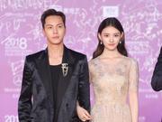 陈伟霆出席北京电影节闭幕式 被黄渤点名《最好的舞台》