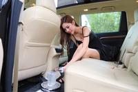 轴距又加长,中型豪华SUV后排空间哪家强?坐进去就知道了!