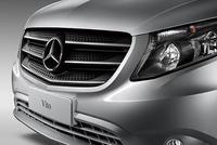 梅赛德斯-奔驰威霆高端商务车,将设计进化成为艺术