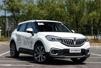 甩掉模仿标签 自主SUV新势力 时尚年轻外观 车内配置科技含量高
