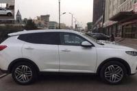 北京车展中的长城豪华SUV,逼格完胜宝马X6,比VV7还时尚