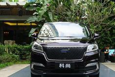林肯两款新车上市 欧尚七座MPV科尚发布