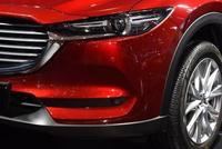 马自达CX8正式到店,对比大众品牌内最大的SUV途昂,有啥优势