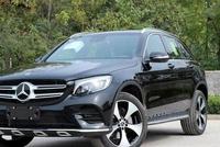奔驰GLC小改款 起步价39万 对比新Q5L和新X3 是否值得入手